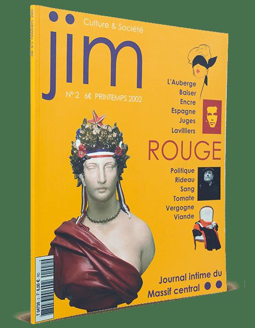 Jim n°2 Rouge