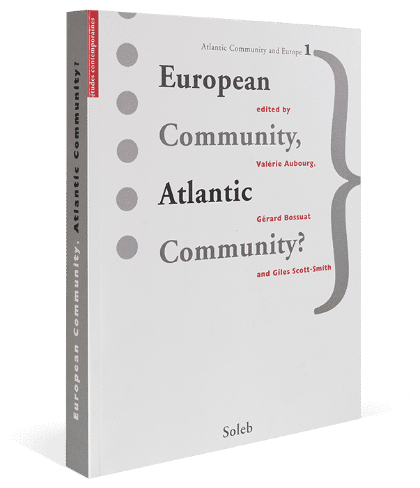 European Community, Atlantic Community ?